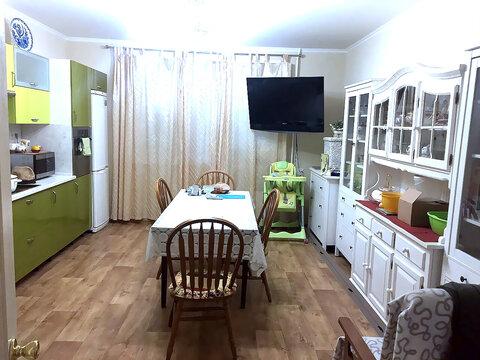 Пятикомнатная квартира в п. Ржавки (около Зеленограда) - Фото 1