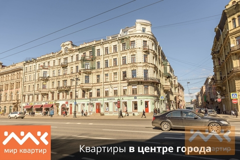 Продажа офиса, м. Гостиный двор, Невский пр. 64 - Фото 1