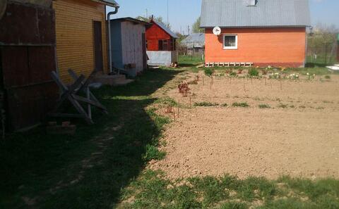Земельный участок 14 соток с постройками д. Овечкино Н.Москва - Фото 2