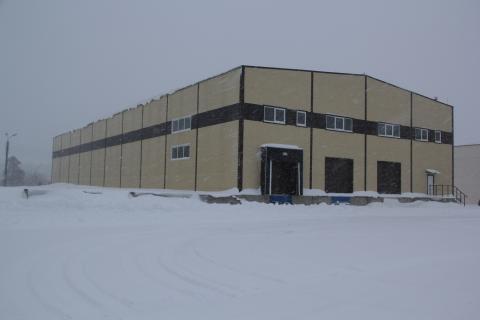 Аренда склада класса в+ 1500 кв.м. - Фото 5