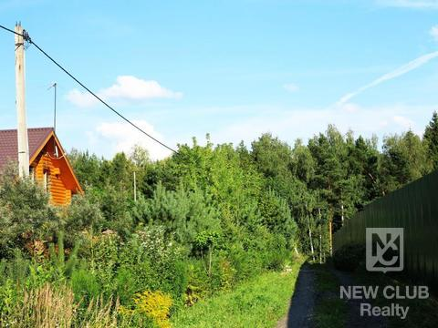 Участок 7 соток в деревне Аниково 10 км от Звенигорода. 50 км от МКАД. - Фото 2