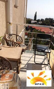 Студия в Ялте (Гаспра) 28м2 - ремонт и мебель - отличное предложение! - Фото 1