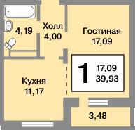 Продам квартиру в северном бутово