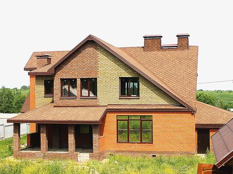 Совоременный дом (250кв.м.) в пос. Сысоевка, Богородский р-н - Фото 1