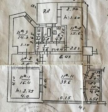 Пятикомнатная квартира на ул. Рузвельта - Фото 2