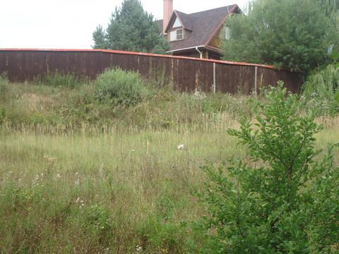 Земельный участок 38 соток, д.Дубёнки, Богородский р-н - Фото 2