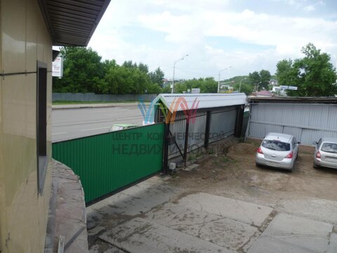 Аренда склада, Уфа, Ул. Пархоменко - Фото 2