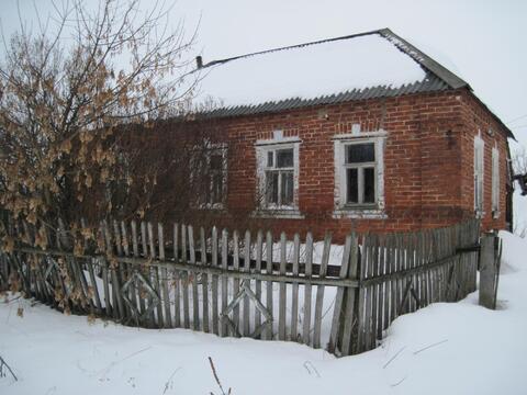 Большой кирпичный дом в Спасском районе - Фото 1