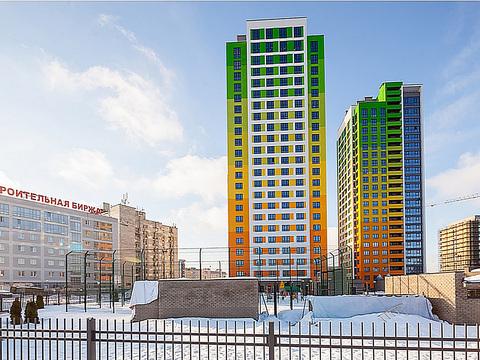 "Продажа 2к.кв. ул.Родионова, 192 к. 4, ЖК""Мегаполис"", 21/22эт, 68м2 - Фото 3"