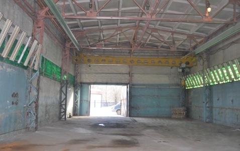 М.О Химки ул.Заводская д.2 Сдается производственное помещение 819 кв.м - Фото 1