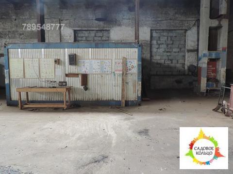 Вашему вниманию предлагается холодный склад общей площадью 1200 м2 - Фото 4