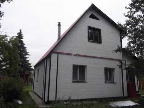 Продается дача с баней рядом с Михнево - Фото 1
