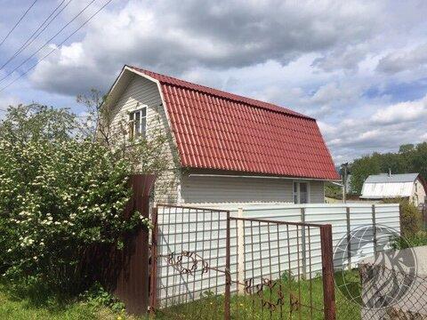 Уютный 2эт. дом СНТ Мечта, Кленово, Чернецкое, новая Москва - Фото 2