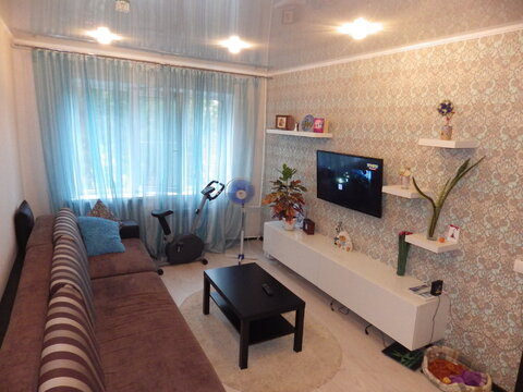Продается 1к квартира по улице Водопьянова, д. 11 - Фото 2