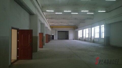 Производственно-складской блок на Рязанском шоссе - Фото 2