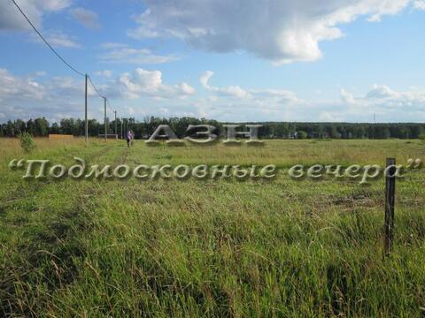 Дмитровское ш. 22 км от МКАД, совхоза Марфино, Участок 19.5 сот. - Фото 1
