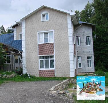Коттедж 350 кв.м. Подольский район в пгт. Поливаново - Фото 1