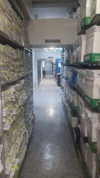 Холодный склад в подвале пандус и грузовой лифт - Фото 2
