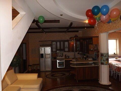 Коттедж с банкетным залом, беседкой, мангалом, бассейном на улневского - Фото 4