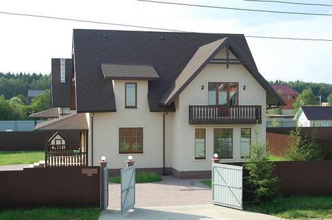 Коттедж для Вашей семьи, Киевское ш, 25 км от МКАД, Апрелевка-Парк. - Фото 2