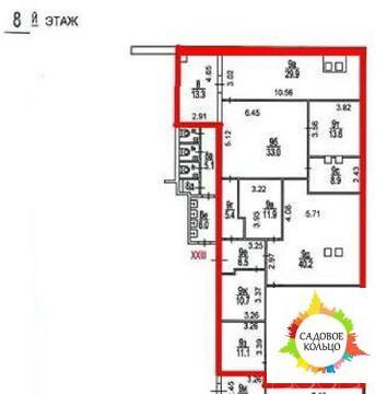 К аренде в БЦ предлагается площадь 220 кв.м. - Фото 3