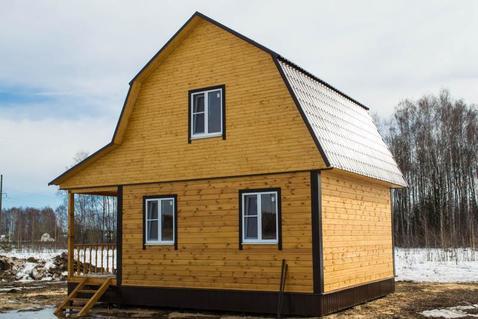 Брусовой дом под прописку в деревне Финеево - Фото 2