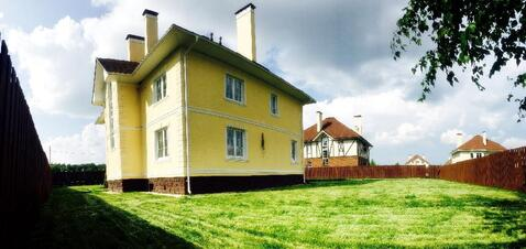Качественный кирпичный дом под ключ 417 м2 27 км Калужское шоссе - Фото 4