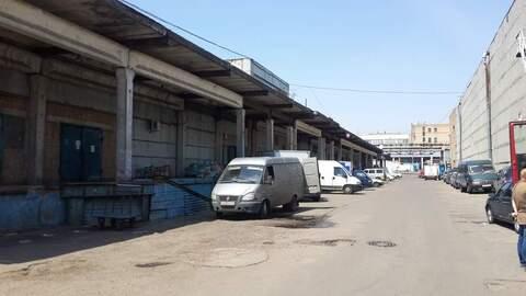 Склад 800 м2, м.Каширская - Фото 3