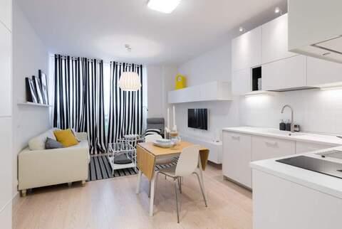 Продается 1-комн. апартаменты, студия, 30.43 кв.м. - Фото 1