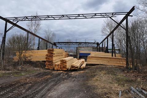 Лесокомбинат в черте г.Киржач, 2 смежных цеха по 480 кв.м, 185 соток. - Фото 5