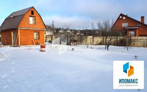 Продается дом 40 кв.м, участок 10 соток, д.Зверево , г.Москва - Фото 1