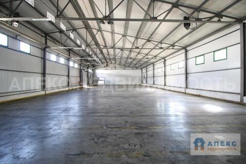 Аренда помещения пл. 2091 м2 под склад, аптечный склад, производство, . - Фото 3