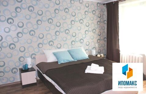 1-комнатная квартира в п.Киевский.Посуточная аренда. - Фото 2