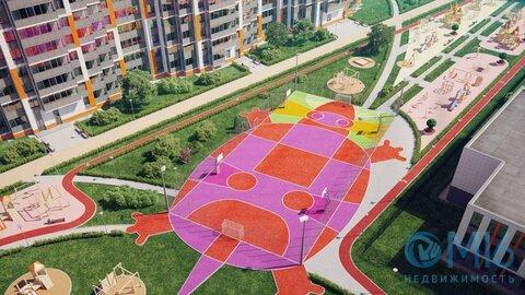 Продажа 1-комнатной квартиры, 36.19 м2, Воронцовский б-р - Фото 4