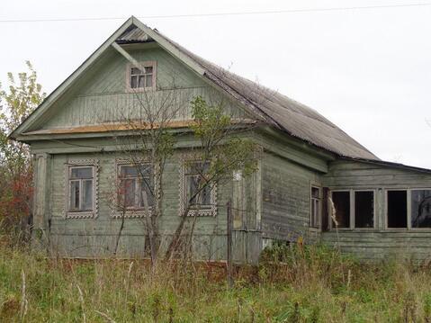 Рубленный дом, площадью 80 кв.м - Фото 1