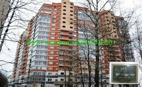 Продается светлая и уютная 2-х комнатная квартира по адр. Одинцо - Фото 1