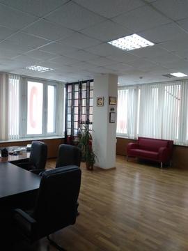 Продажа офисного этажа в бизнес-центре, Срочно - Фото 1