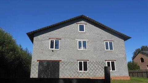 Продаётся жилой дом с баней и земельным участком 25 соток - Фото 1