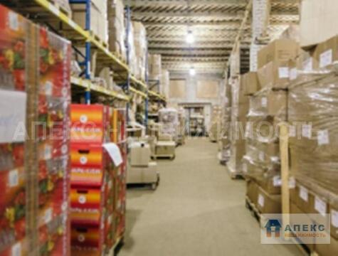 Аренда склада пл. 1036 м2 м. Алтуфьево в складском комплексе в . - Фото 4