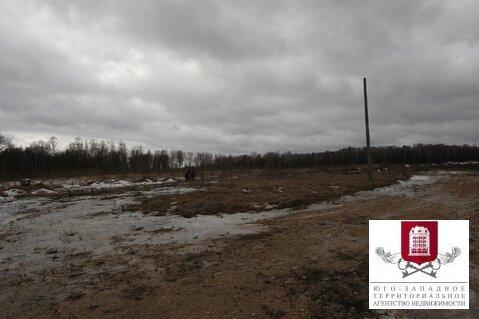 Продается земля пром назначения 84 Га д. Фатеево - Фото 1