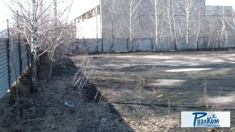 Продается производственная площадка (база) в г. Новомосковск - Фото 4