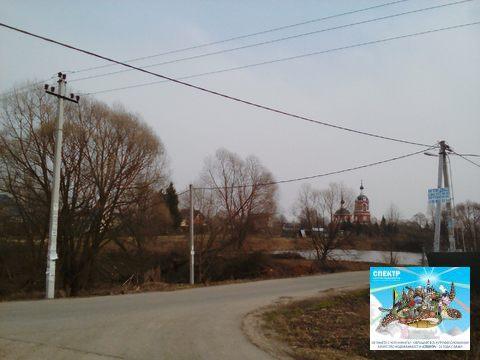 Участок Каширское шоссе, д. Юсупово, газ, свет, вода, ИЖС, 8 соток - Фото 4