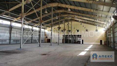 Аренда помещения пл. 2880 м2 под производство, склад, , офис и склад . - Фото 2