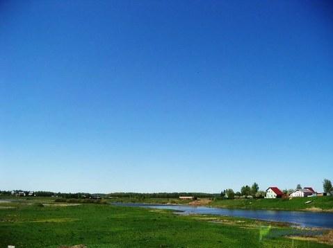 Земельный участок в районе пос. Вакарево на берегу р. Волга - Фото 1