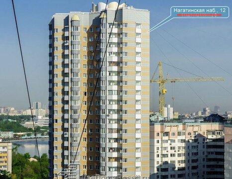 Однокомнатная квартира в монолитном доме, евро ремонт - Фото 1