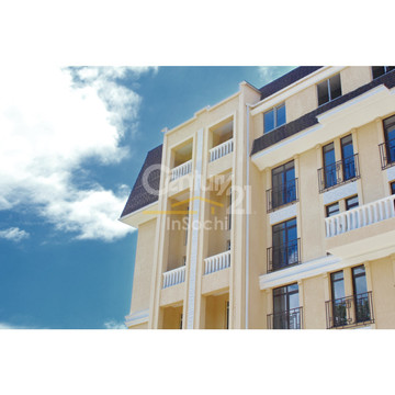 Квартира в сданном доме с видом на море. Статус квартира. - Фото 1