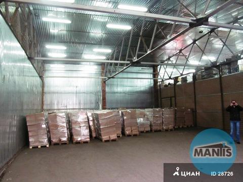 Теплый склад 1800м2 в Перово - Фото 3