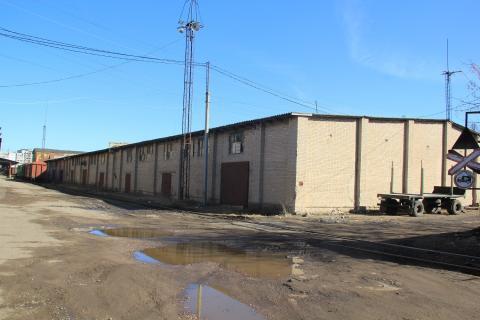 Производственно-складской комплекс 16 200 кв.м. - Фото 2