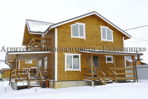 Боровки. Новый дом для круглогодичного проживания в жилом поселке. - Фото 3