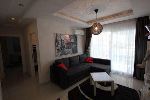 Меблированная квартира 2+1 в новой резиденции в Алании/Оба - Фото 2